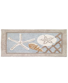 "Seaglass 24"" x 60"" Bath Rug"