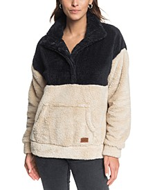 Juniors' Dream Escape Colorblocked Jacket