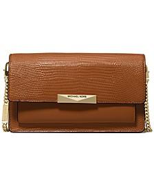 Jade Extra Small Leather Wallet Crossbody
