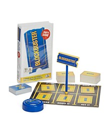 CLOSEOUT! Spin master Games The Blockbuster Game: A Movie Party Game for the Whole Family