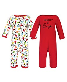Baby Boys and Girls Family Holiday Pajamas