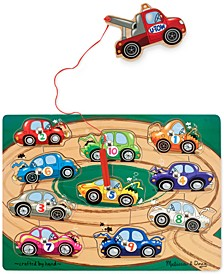 Kids Toy, Tow Truck Magnetic Puzzle Game