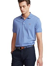 Men's Classic Fit Soft Cotton Polo