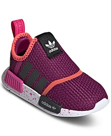 Toddler Girls NMD 360 Slip-On Casual Sneakers from Finish Line
