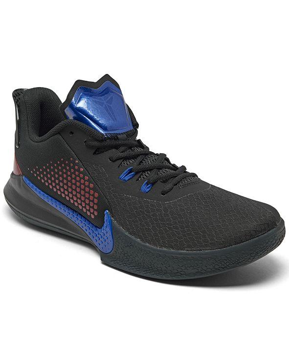 Nike Men's Mamba Fury Basketball Sneakers from Finish Line