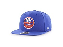 New York Islanders No Shot Snapback Cap