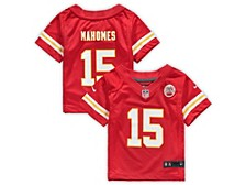 Kansas City Chiefs Infant Game Jersey Patrick Mahomes