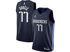 Youth Dallas Mavericks Statement Swingman 2 Jersey - Luka Doncic