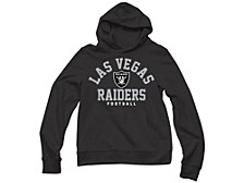 Las Vegas Raiders Men's Established Hoodie