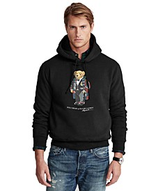 Men's Duffel Bear Fleece Hoodie