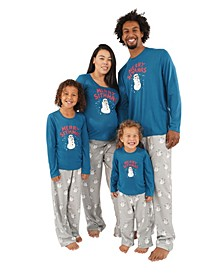 Matching Holiday Merry Sithmas Family Pajama Set