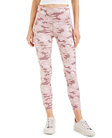Camo Pocket Leggings, Created for Macy's