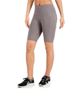 High-Rise Pocket Bike Shorts