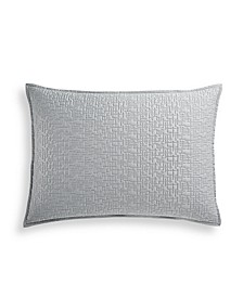 Willow Bloom Quilted King Sham, Created for Macy's