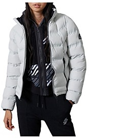 Women's Radar Sports Puffer Jacket