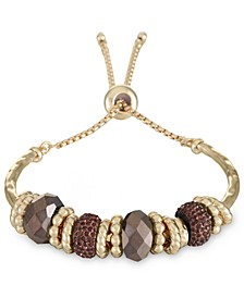 Beaded Slider Bracelet, Created for Macy's