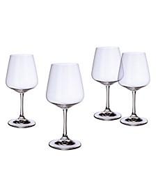 Ovid Red Wine Glass, Set of 4
