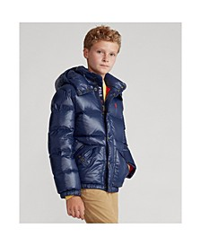 Big Boys Water Repellent Down Jacket