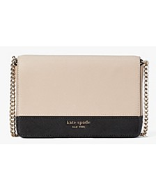 Spencer Chain Leather Crossbody