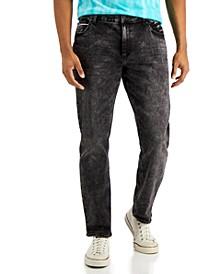 Men's Alper Slim-Fit Stretch Jeans, Created for Macy's