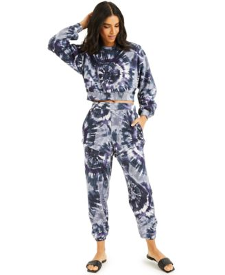 CULPOS X INC Tie-Dye Sweatshirt, Created for Macy's