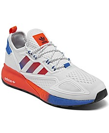 Big Boys ZX 2K Boost Running Sneakers from Finish Line