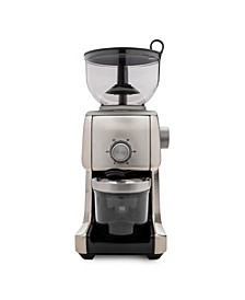 Bonne Conical Burr Coffee Grinder w/ 16 Grind Settings, Stainless Steel