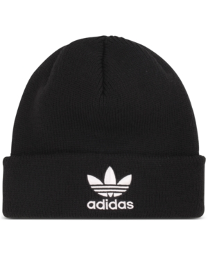 ADIDAS ORIGINALS ADIDAS MEN'S ORIGINALS TREFOIL BEANIE