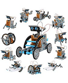 Discovery Mindblown Toy Solar Vehicle Construction Set