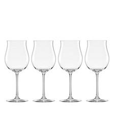 Tuscany Classics 4-piece Rose Glass Set