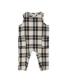 Baby Boy Francis Flannel All In One