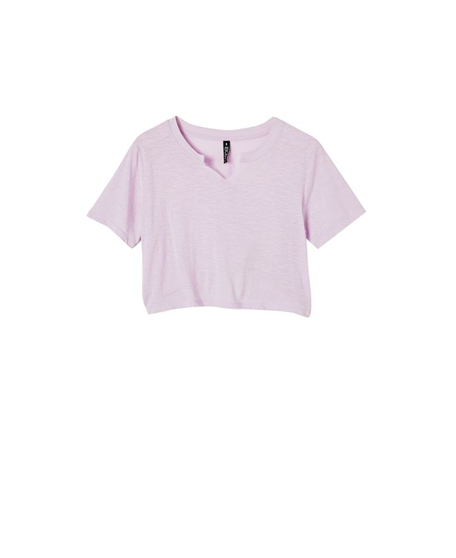 COTTON ON Women's All Things Fabulous Cropped T-Shirt