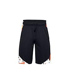 Big Boys Stunt Upstream Camo Shorts