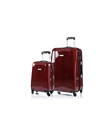 Escape 2-Pc. Hardside Luggage Set