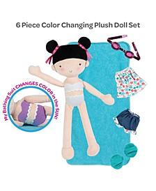 Sunshine Friend Violet Plush Doll