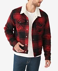 Men's Wool Trucker Jacket