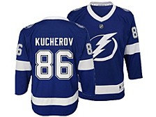 Tampa Bay Lightning Kids Player Replica Jersey Nikita Kucherov