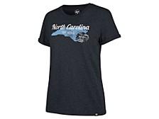 Women's North Carolina Tar Heels Regional Match Triblend T-Shirt