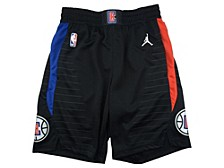 Men's Los Angeles Clippers Statement Swingman Shorts