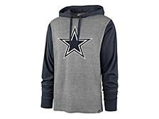 Men's Dallas Cowboys Callback Club Long-Sleeve Hooded T-Shirt