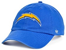 Los Angeles Chargers CLEAN UP Cap