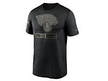 Men's Jacksonville Jaguars 2020 Salute to Service Legend T-Shirt