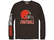Men's Cleveland Browns Zone Read Long-Sleeve T-Shirt