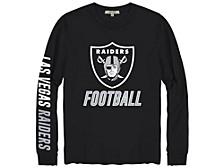 Las Vegas Raiders Men's Zone Read Long Sleeve T-Shirt