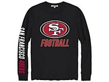 San Francisco 49ers Men's Zone Read Long Sleeve T-Shirt