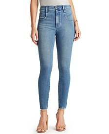 The Extreme High-Waist Skinny Jeans