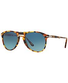 Men's Sunglasses, PO9714S 55