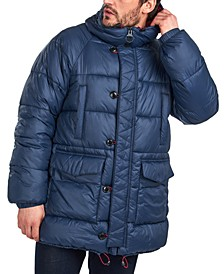 Men's Belgo Quilted Coat
