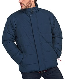 Men's Enkle Quilted Coat