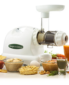 Omega 8004 Juicer, Nutrition Center